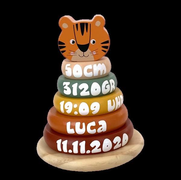 Stapelturm Tiger