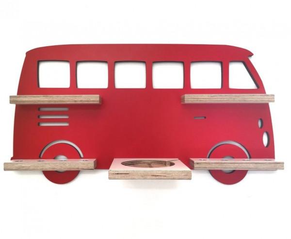 Bus- Regal für die bunte Musikbox