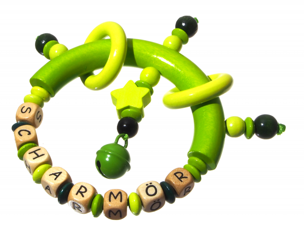 Greifling Modell Scharmör grün