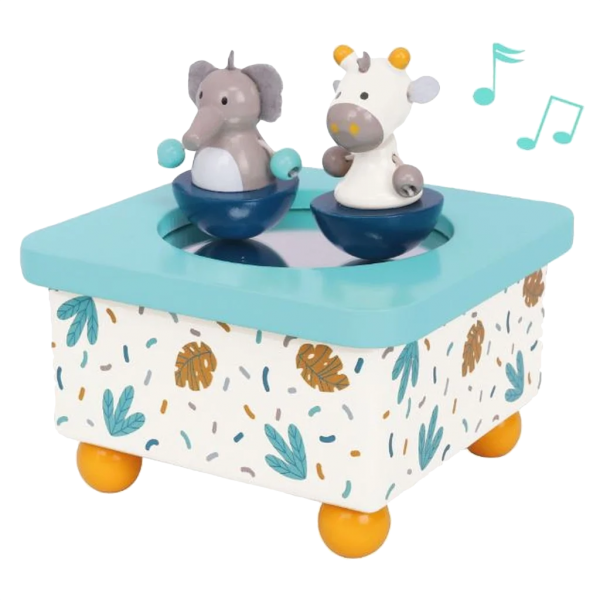 Musikdose Elefant&Giraffe