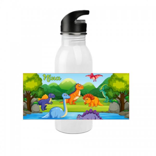 Trinkflasche Dino 2