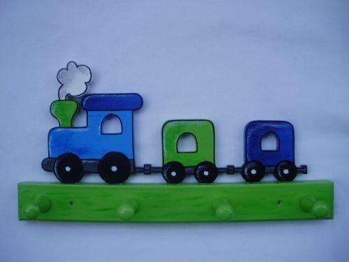 Garderobe Eisenbahn