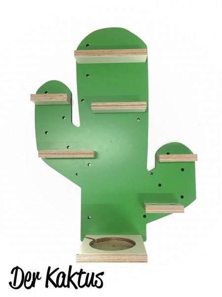 Kaktus- Regal für die bunte Musikbox