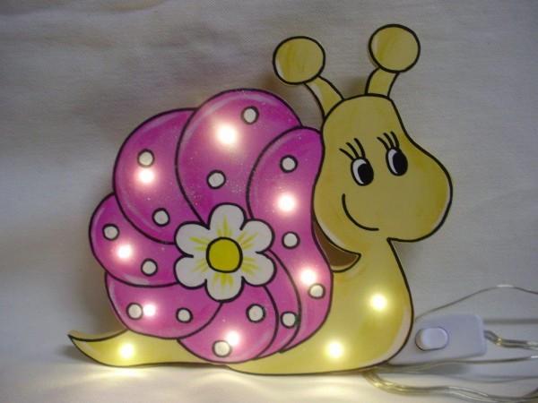 Schlummerlampe Schnecke