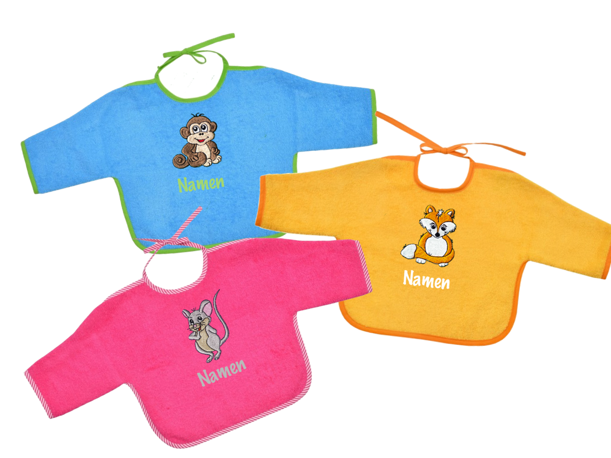 mit motiv und namen bestickt l tze personalisiertes. Black Bedroom Furniture Sets. Home Design Ideas