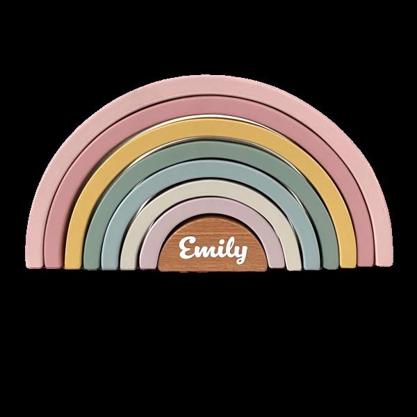 Little dutch Regenbogen blau oder rosa