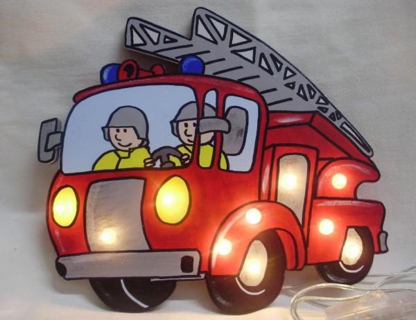 Schlummerlampe Feuerwehr