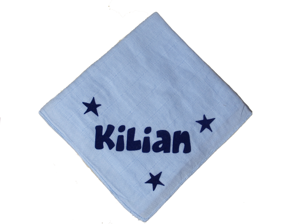 nuscheli bedruckt mit namen kosenamen nuscheli personalisiertes nuggiketteli. Black Bedroom Furniture Sets. Home Design Ideas