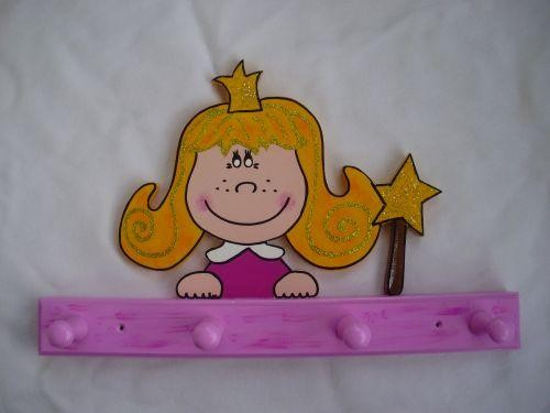 Garderobe Prinzessin