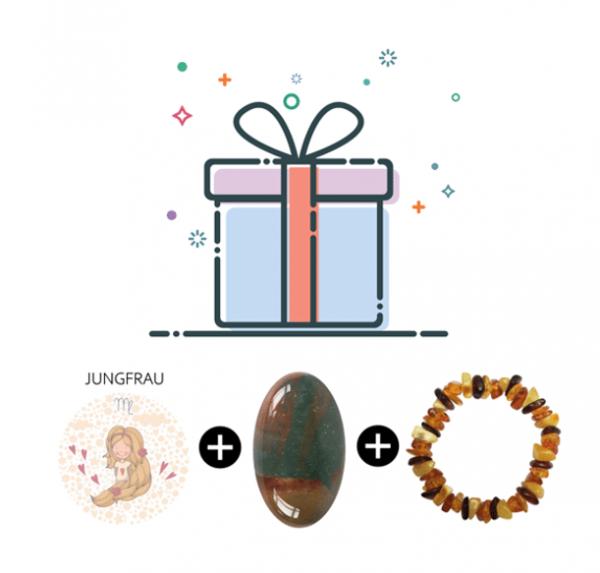 Geschenkset Astro Jungfrau