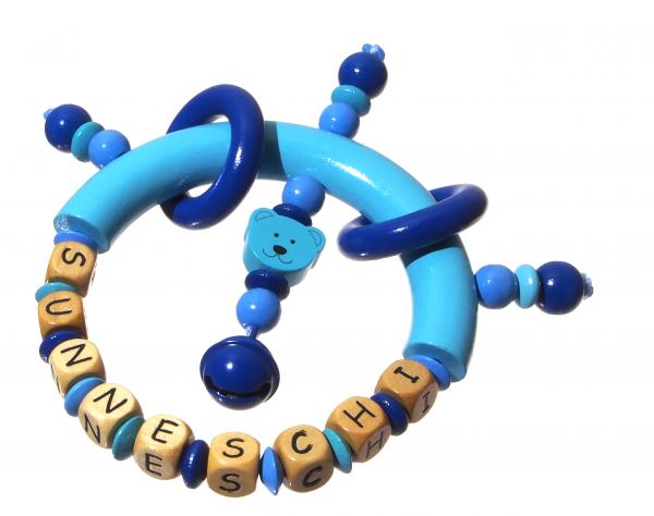 Greifling Modell Luusbueb blau