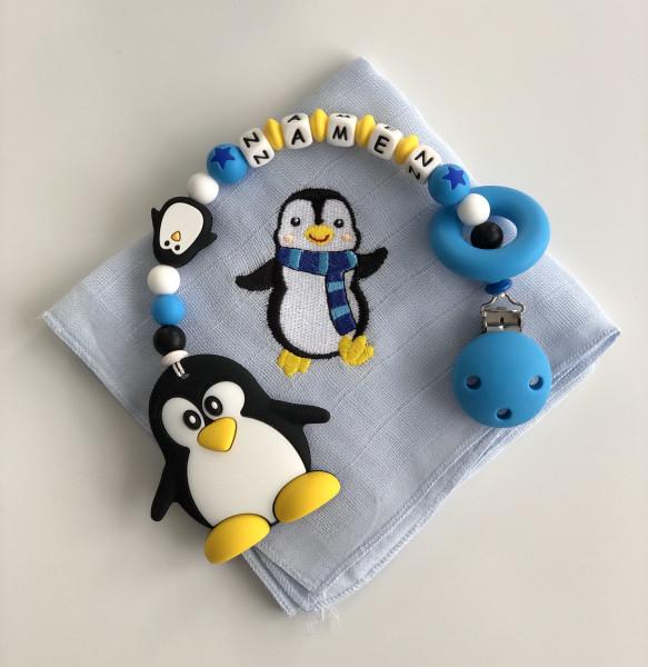 Geschenkset Pinguin