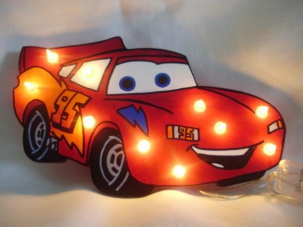 Schlummerlampe Cars