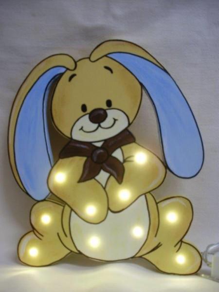 Schlummerlampe Schlappohr Hase
