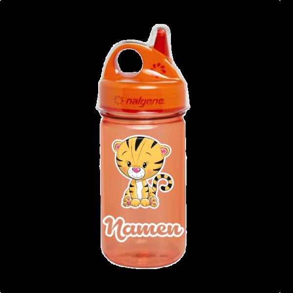Nalgene Trinkflasche Tiger
