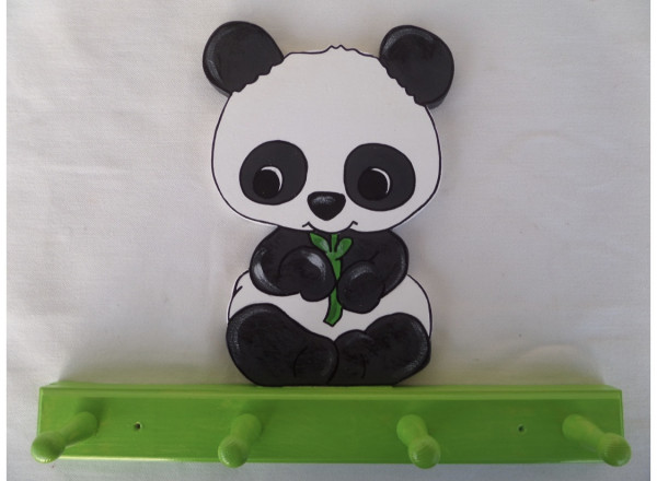 Garderobe Panda