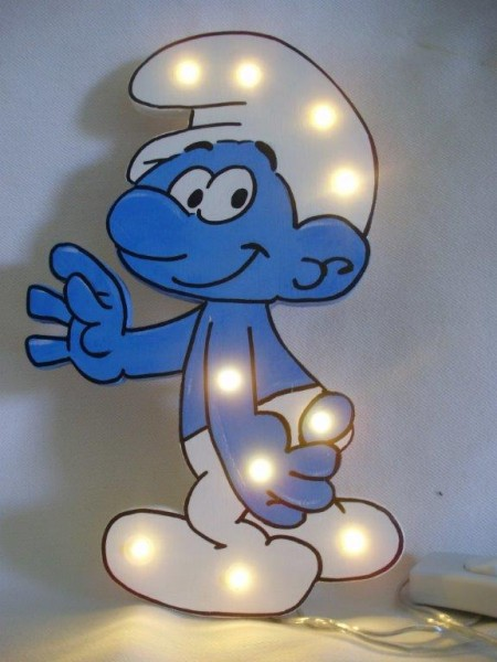 Schlummerlampe Schlumpf