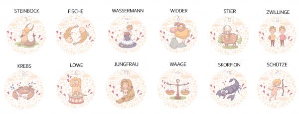 Kinder Horoskop