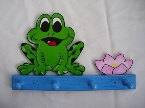 Garderobe Frosch