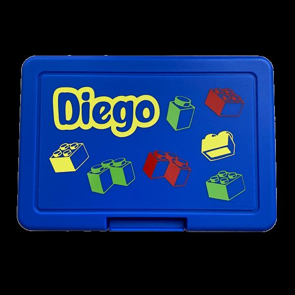 """Legobox """"to go"""""""