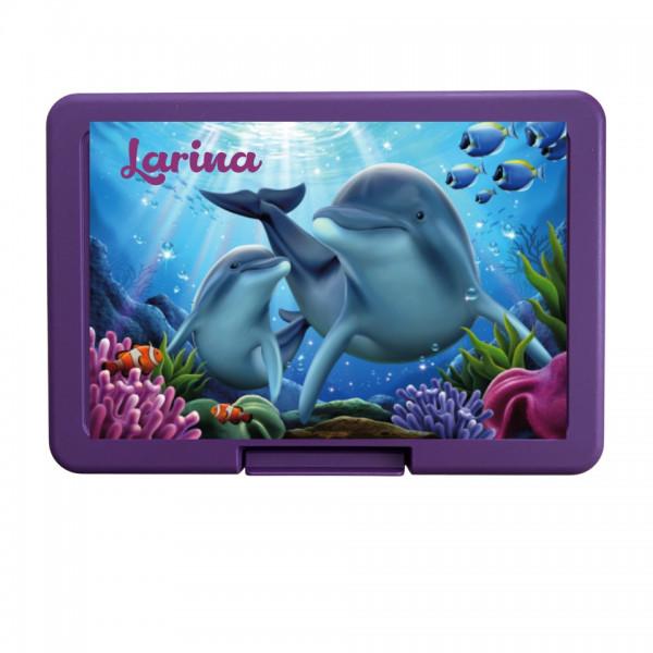 Znüniböxli Delfin