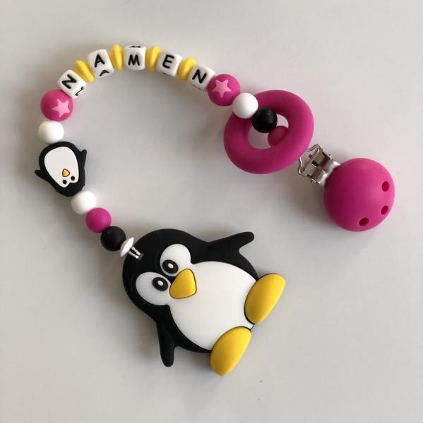 Beisskette Pinguin