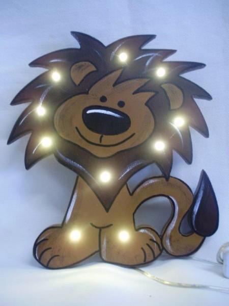 Schlummerlampe Löwe