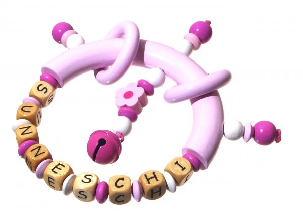 Greifling Modell Sunneschi rosa